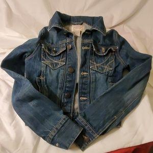 Jean jacket by Aeropostale